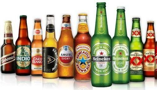 Top Beer Brands In The World Beer Brands Beer Beer Industry