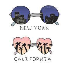 New York California really I love it ❣Do you want to see more pins? Follow me: Clarita Cruz❣