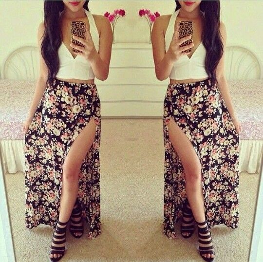 Love the whole outfit.