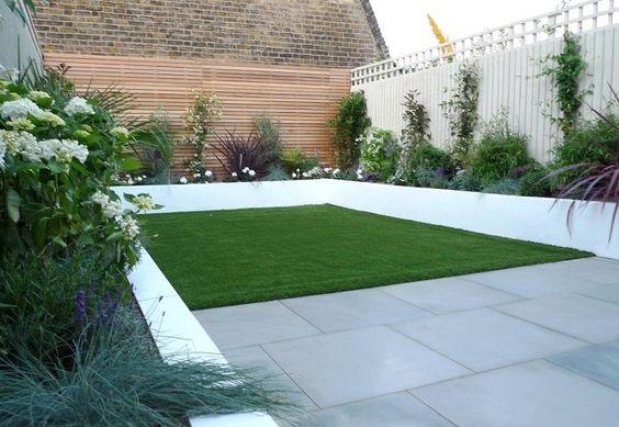 Petit jardin id es d 39 am nagement d co et astuces pratiques for Amenager jardin rectangulaire