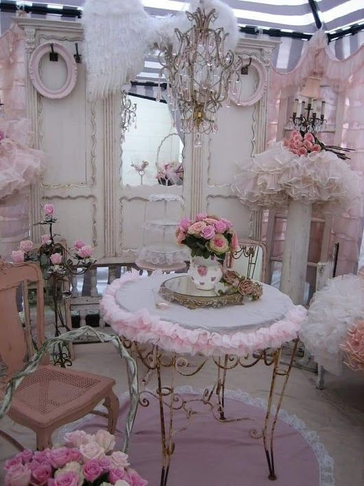 Magical Cozy Decor Shabby Chic