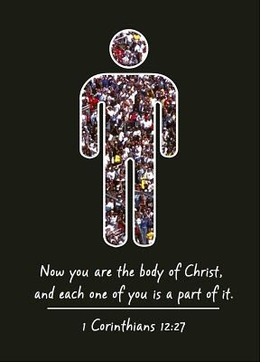 Why is the church called the body of christ ?