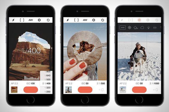 Manual : l'application de retouche photo qui fera de vous un vrai pro