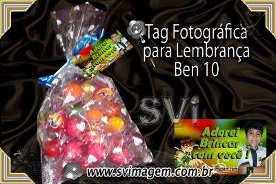 Silmara Vintem Imagem: Ben 10