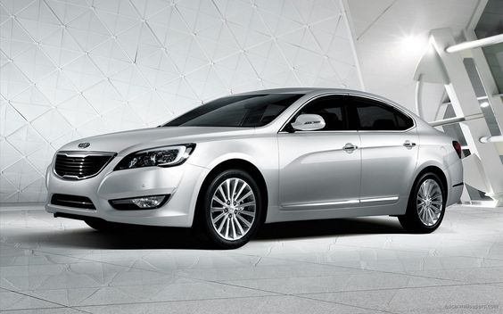 Kia Cadenza . I'm going to get this one day!!