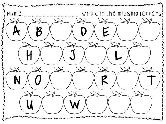 Printables Abc Worksheets For Pre-k fall themes printables and on pinterest abc worksheets uppercase lowercase letters writing binder phonics assessment preschool kindergarten literacy
