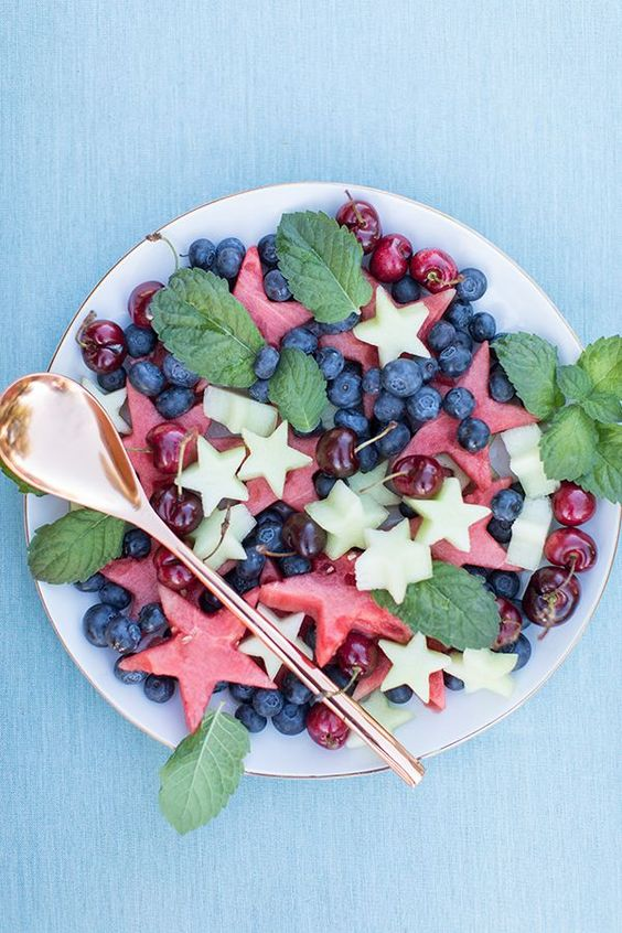 A Charming 4th of July Party - Sugar and Charm