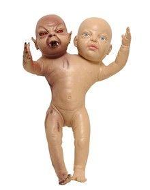 Demon Twin Baby Prop