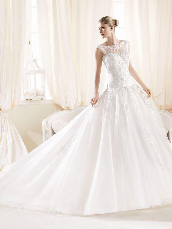 Brautkleider von Top-Marken | miss solution Bildergalerie - Ilasha by LA SPOSA