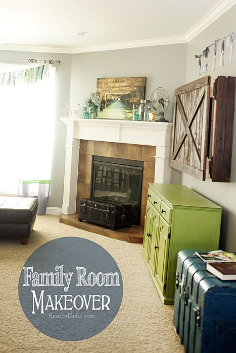 Diy Living Room Makeover Impressive Inspiration