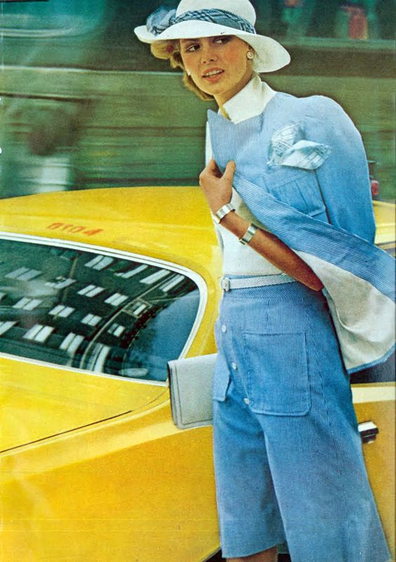 Photo by Mike Reinhardt. Vogue 1974