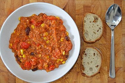 Veganes, basisches Chili (Rezept mit Bild) von Basentante   Chefkoch.de