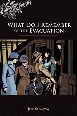 Graphic Poetry: What Do I Remember of the Evacuation?