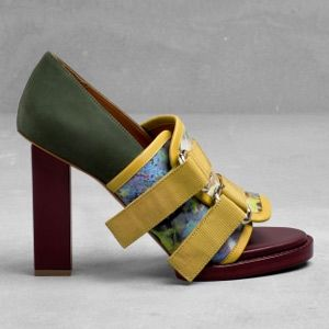 Block Heel Sandals  Stories