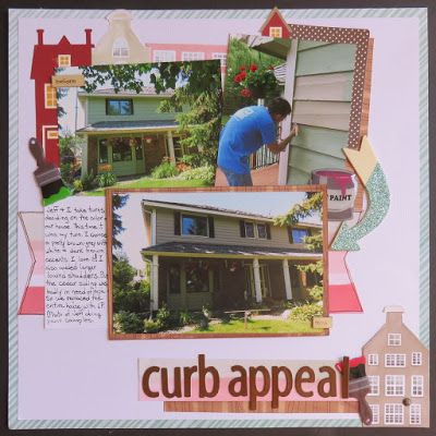 Super Stick Chick: Curb Appeal Layout