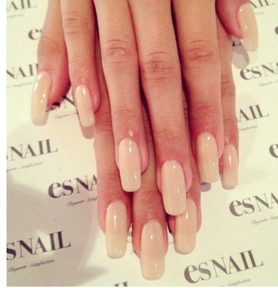 Very seductive nail color. Love this simple manicure. Professional nails. Plain  nail design.nail art .Nails   Nail Designs   Pinterest   Plain nails, ... - Very Seductive Nail Color. Love This Simple Manicure. Professional