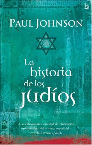Descarga: Paul Johnson - La historia de los judíos