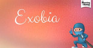 Image result for exobia