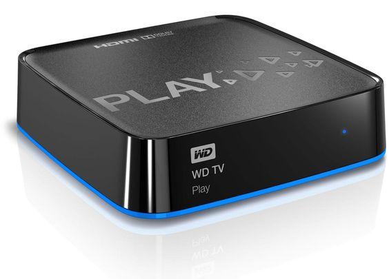 Western Digital WD TV Play reproduce transmisiones de  Netflix, Hulu, YouTube, Pandora, Spotify y tu propio contenido