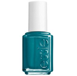 Go Overboard: Waving turquoise sea water polish, originally part of the Go Overboard Collection. You name it, Essie has it in her collection: from the palest, sheer pinks to the deepest, darkest reds.