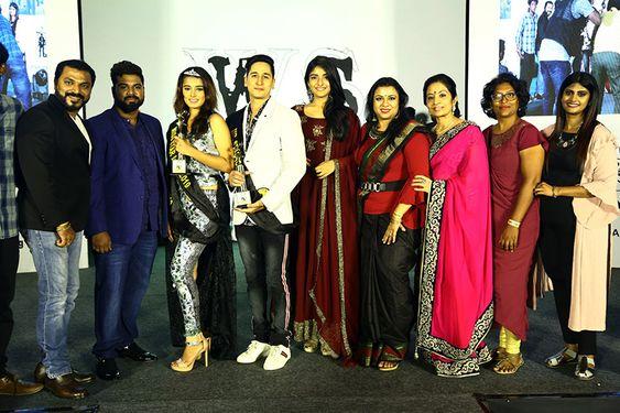 MR & MS Star ICON Tamil Nadu Title Winner's MS Aarya & MR Ajith