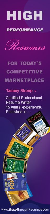 Does your resume need a makeover? wwwbreakthroughresumes - resumes by tammy