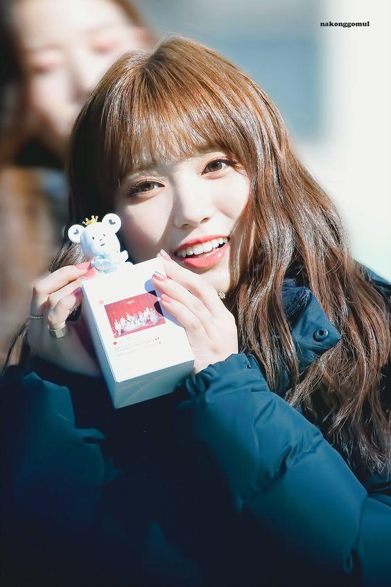 181103 음악중심 mini fan meeting #izone #nako