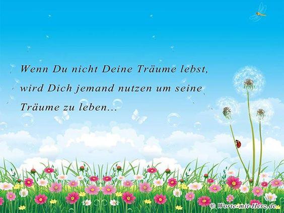 Foto: Lebe Dein Glück! #glücksmomente - Glück gemacht von worte-mit-herz.de