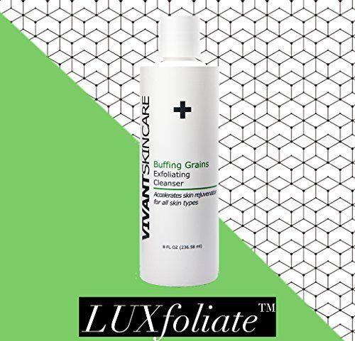 Vivant Skin Care Buffing Grains 8 Ounce Vivant Skin Care Https Www Amazon Com Dp B007ho1yam Ref Cm Sw R Pi Dp U Exfoliating Cleanser Skin Care Best Shampoos