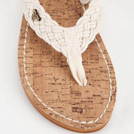 AmazonSmile: ROXY Manta Womens Sandals: Clothing