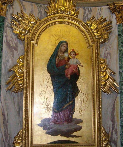 Santo do Dia, 17 de maio de 1969 – Nossa Senhora do Santíssimo Sacramento