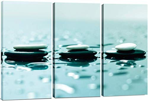Best Zen Stone Wall Art Picked By Ladushki Com A Perfect Wall Decorations Paintings For Living Room In 2020 Zen Wall Art Canvas Art Wall Decor Large Canvas Wall Art