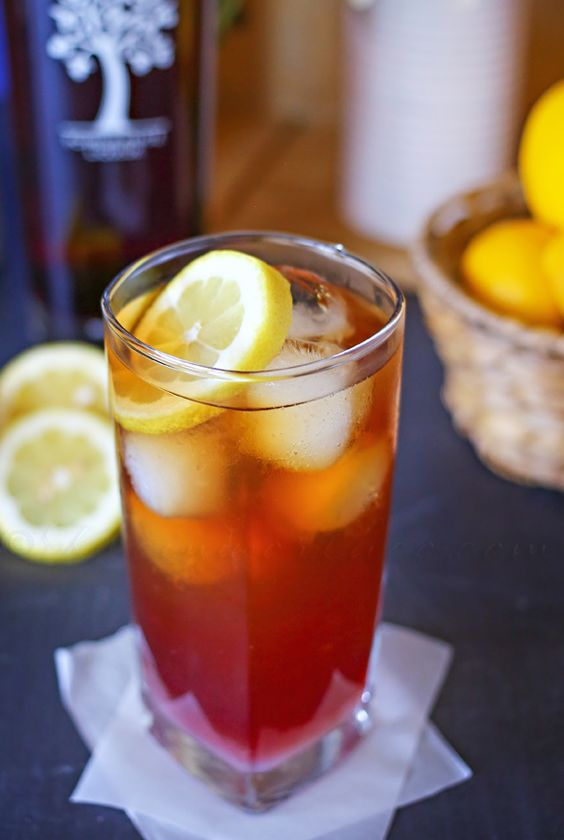 Pomegranate Hard Iced Tea | Recipe | Iced tea, Teas and Pomegranates
