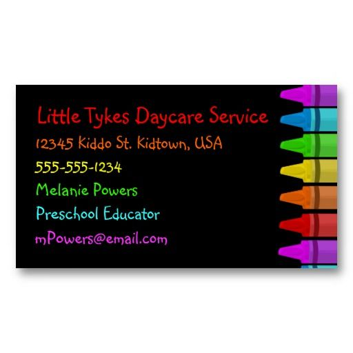 Daycare Marketing Tips and Advice | Childcare ideas | Pinterest ...