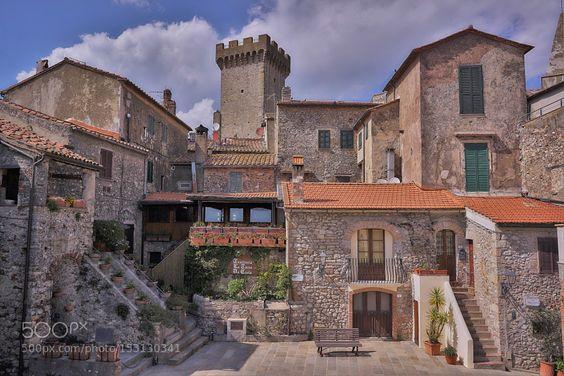 Popular on 500px : Capalbio by leodistefano59