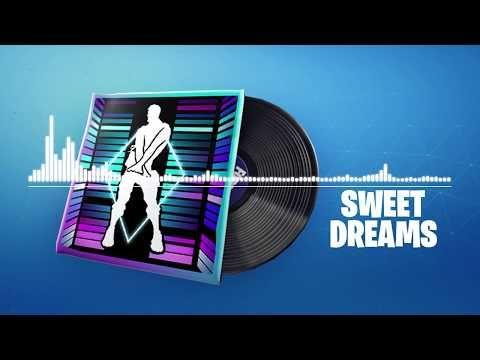 Fortnite Sweet Dreams Lobby Music Daydream Remix Youtube Sweet Dreams Daydream Fortnite