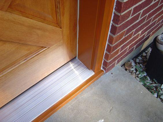 Best Threshold For Exterior Doors Double Doors Exterior Exterior Doors Copper Kitchen Faucets