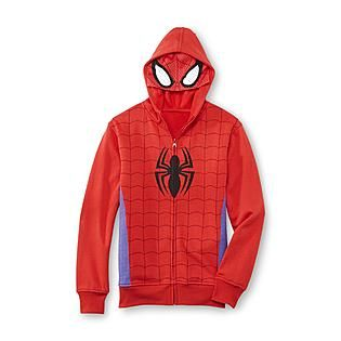 Marvel Comics- -Boy's Hoodie Jacket - Spider-Man $17.49 @kmart