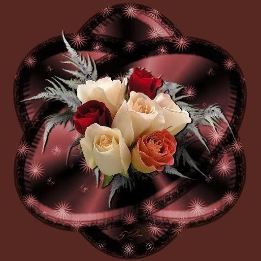 bouquet roses: