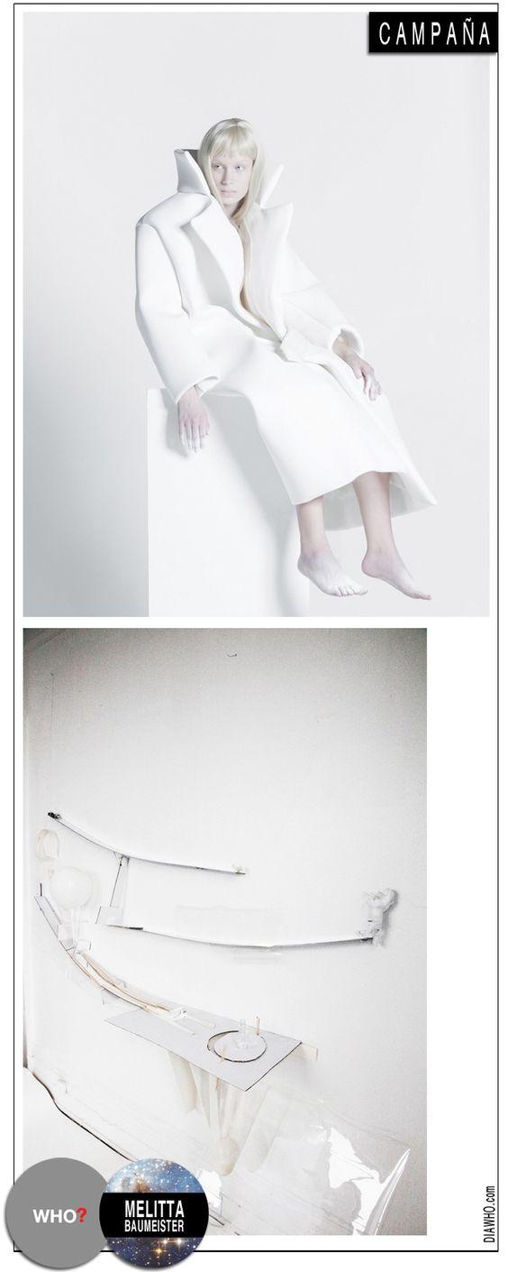 *obsesión#1: Minimalismo - La Descontextualización de la Moda por Melitta Baumeister |  ¿Qué piensan ustedes acerca de la DESCONTEXTUALIZACION en la Moda?  Les invito a analisar y emitir opinión acerca del trabajo de esta diseñadora alemana radicada en NY.  http://diawho.com/obsesion1-minimalismo-la-descontextualizacion-de-la-moda-por-melitta-baumeister/