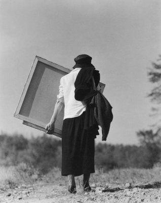 Alfred Stieglitz - Georgia O'Keeffe, c. 1920