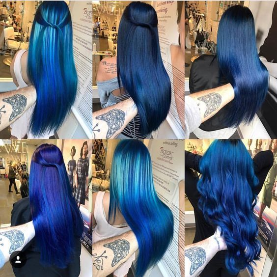 Brunet albastrui