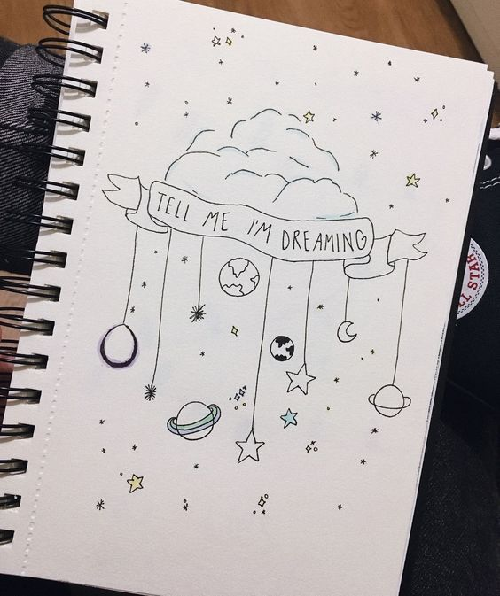ˏˋ ludiclife ˊˎ sketch book drawing quotes art journal