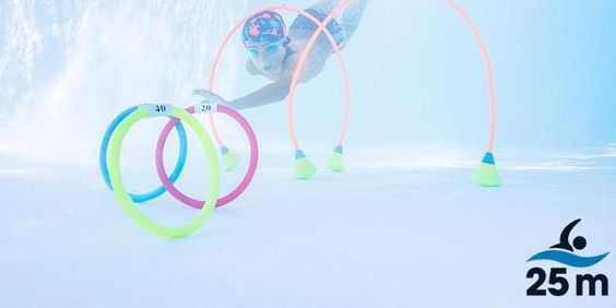¡Diversión en el agua! - #natación #verano #Decathlon http://blog.natacion.decathlon.es/490/diversion-en-el-agua