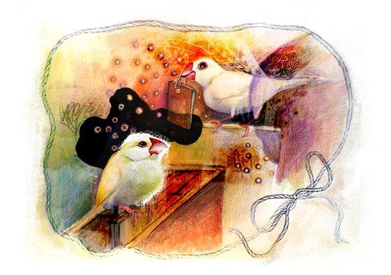 #文鳥 - Поиск в Google