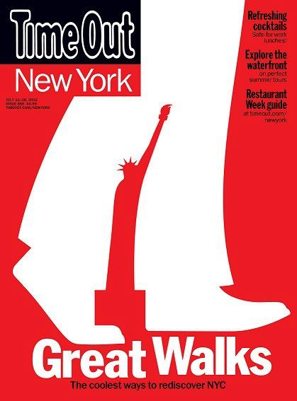 TimeOut New York by Noma Bar.: Choice Covers, Poster Design, Magazine Covers, 30 1 Design Graphics, Bardesign Director, Magazines Covers Layout, Book Covers