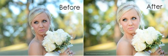 Before & After {Lightroom Photo Editing Tutorial}