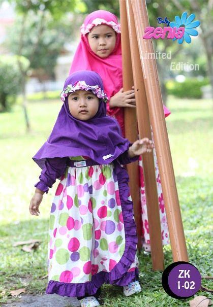 Baby zenia adalah produsen fashion branded bandung jual Agen baju gamis katun jepang