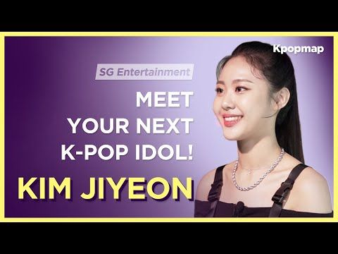 Kpop Trainee Experience Sg Entertainment Kim Jiyeon Trainee Kpopmap Interview Youtube Kpop Entertaining Interview