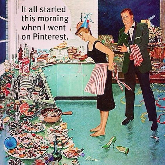 Yup that's how it all starts!  Except just reverse the roles here for me!   #pinterest #pinterestinspired #pinterestrecipe #pinterestsuccess #cheflife #instagood #lifeisgood #happiness